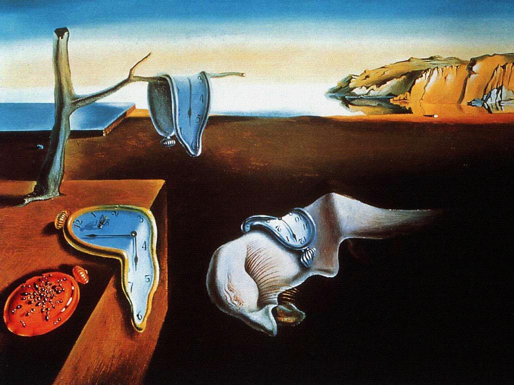 The persistence of memory, 1931. Από το 1934 βρίσκεται στη συλλογή του MoMA (Museum of Modern Art) της Νέας Υόρκης