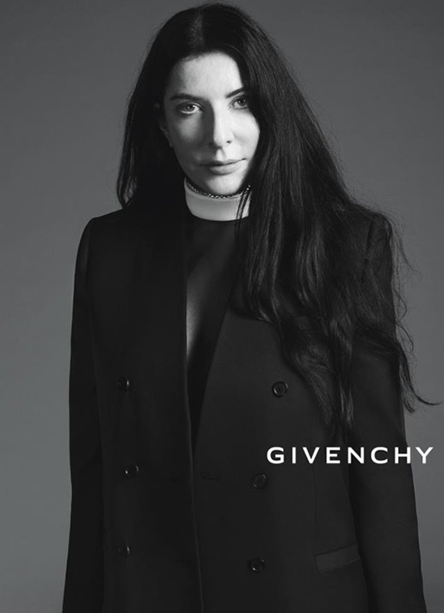 Givenchy Spring Summer 2013. Photo by: Mert Alas and Marcus Piggott