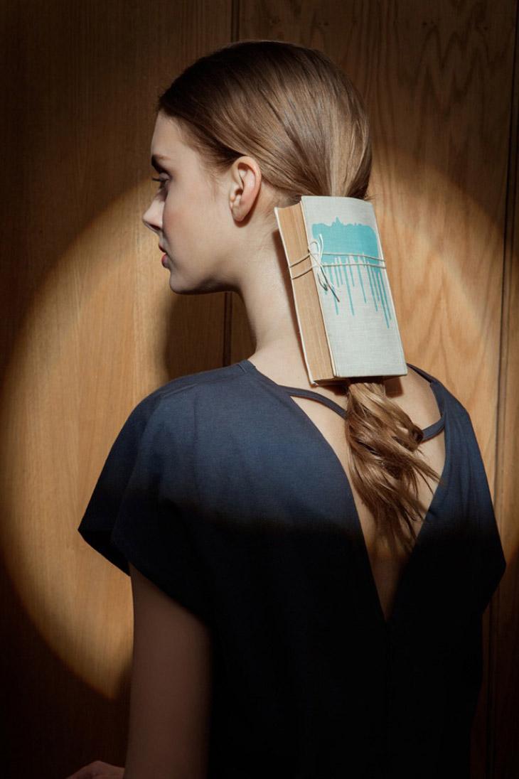 Book Lover, Photo by: Paweł Fabiański