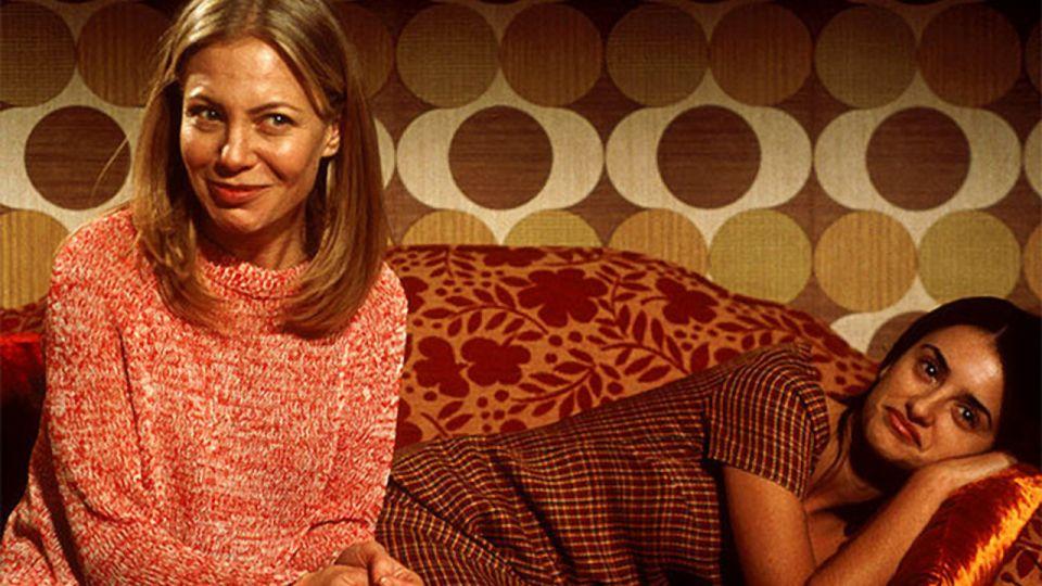 H Cecilia Roth με την Penélope Cruz στην ταινία Όλα για τη μητέρα μου (1998)