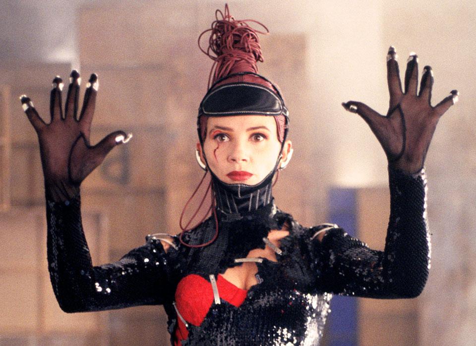 Η Victoria Abril στην ταινία Kika (1993). Φωτογραφία: ©Jean Marie Leroy