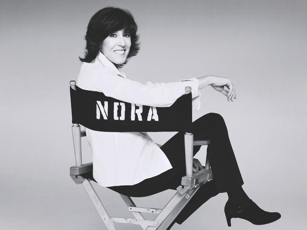 Νόρα Έφρον (Nora Ephron). Αφιέρωμα. Λίγα λόγια για τη ζωή της και τις ταινίες της. Αποφθέγματα. Αποσπάσματα από τα βιβλία της.
