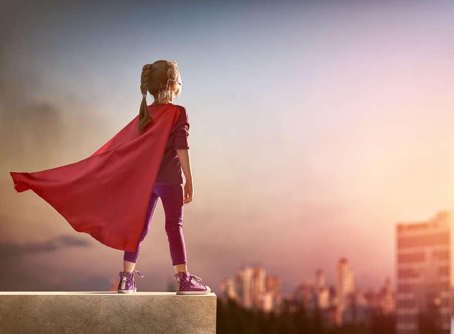 Βρες τις δυνάμεις σου- What's your superpower -Loukini Project- Επεισόδιο 28- S02E01- Πώς το να βρούμε τις δυνάμεις μας βελτιώνει τη ζωή μας